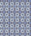 Waverly Print Fabric-Tangier Tiles/Ceramic