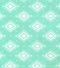 Quilter\u0027s Showcase™ Cotton Fabric 44\u0022-Yucca Aztec Geometric