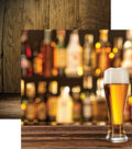 Craft Beer Double-Sided Cardstock 12\u0022X12\u0022-Cold One