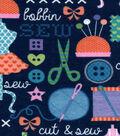Snuggle Flannel Fabric 42\u0027\u0027-Cut & Sew