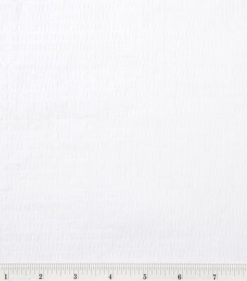 Tutti Fruitti Fabric 44''-White Solid