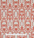 Home Essentials Lightweight Decor Fabric 45\u0027\u0027-Onri Panorama China Rose