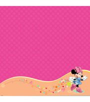 FAM MINNIE-DISNEY SPEC PAPER12, , hi-res