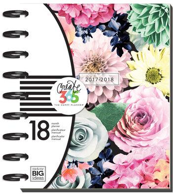Create 365 The Happy Planner™ 18 Month Medium Planner-Hello Flower