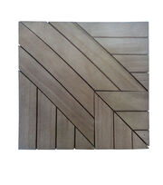 Fab Lab™ 10''x10'' Wood Wall Decor, , hi-res