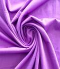 Loungeletics Quick Dry Jersery Performance Fabric 60\u0022-Purple