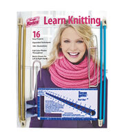 Learn Knitting! Kit-, , hi-res
