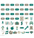 Cricut® Cartridge Home Organization