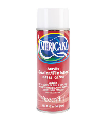 Deco Art Americana 12 oz. Varnish Aerosol Spray-1PK