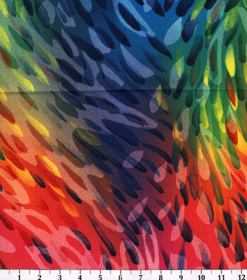 "Simply Silky Fabric 54""-Brushstrokes"