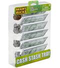 Brainy Bucks Cash Stash Tray