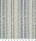 Robert Allen @ Home Multi-Purpose Decor Fabric-Indigo Stipple