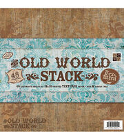 "DCWV 12""x12"" Premium Paper Stack - Old World, , hi-res"
