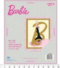 No Sew Fleece Throw 48\u0022-Retro Barbie™