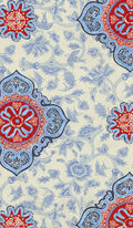 IMAN Home Print Fabric 55\u0022-Medina/Gem