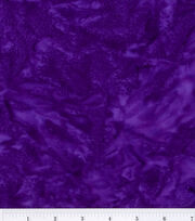 Legacy Studio Indonesian Batiks Cotton Fabric 44''-Purple, , hi-res