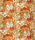 SMC Designs Multi-Purpose Decor Fabric 54\u0022-Magnetic/Sherbert