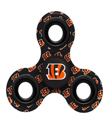 Cincinnati Bengals Diztracto Spinnerz-Three Way Fidget