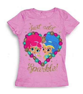 Nickelodeon Shimmer & Shine Toddler Girls T-shirt