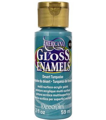 DecoArt Americana Crystal Gloss Enamels 2oz