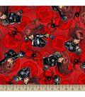 Marvel\u0027s The Avengers Print Fabric-Black Widow