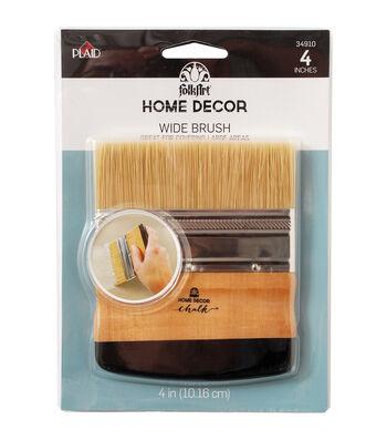 FolkArt® Home Decor™ Brushes - Wide Brush