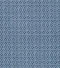 Keepsake Calico Cotton Fabric 43\u0022-Small Floral Medallion on Navy
