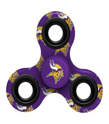 Minnesota Vikings Diztracto Spinnerz-Three Way Fidget Spinner