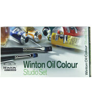 Winsor & Newton Winton Oil Paint Studio Set, , hi-res