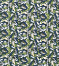 Nautical Fabric- Mussels Cotton