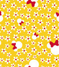 Disney® Minnie Mouse Cotton Fabric 43\u0027\u0027-Daisy Raincoat