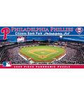 Philadelphia Phillies Master Pieces Panoramic Puzzle