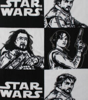 "Star Wars™ Rogue One Fleece Fabric 58""-Rebel Checkers, , hi-res"