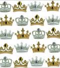 Jolee\u0027s Mini Repeats Stickers-Crowns