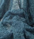 SUEDEsays Fabric - Rosebud Lace Ocean