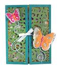 Sizzix Thinlits 10 Pack Dies-Butterflies Gatefold Card