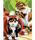 Paint By Number Kit 5X7-Kittens/Junior