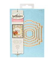 Spellbinders® Nestabilities® 5 Pack Etched Dies-Label 58, , hi-res