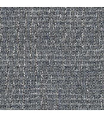 Nate Berkus Upholstery Fabric 54''-Denim Blue Asher Latex
