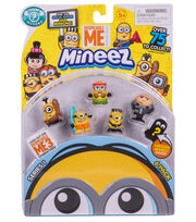 Mineez Despicable Me 6 Pack Deluxe Characters, , hi-res
