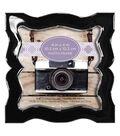 Tabletop Frame 4X4-Wavy Enamel Black