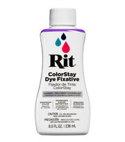 Rit 8 oz. Liquid Dye-1PK/Dye Fixative, , hi-res