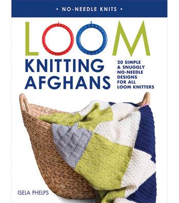 Loom Knitting Afghans