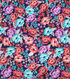 Keepsake Calico™ Cotton Fabric 43\u0022-Bright Floral