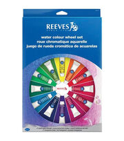 Reeves® Watercolor Wheel Set, , hi-res