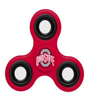 Ohio State University Buckeyes Diztracto Spinnerz-Three Way Fidget, , hi-res