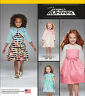 Simplicity Patterns Us8025Bb-Simplicity Toddlers\u0027 And Child\u0027S Project Runway Dresses-4-5-6-7-8
