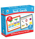 Task Cards Learning Cards 100ct Grade 2
