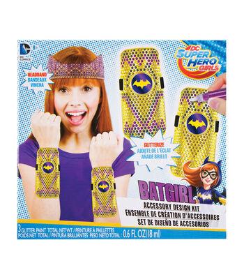 DC Comics Super Hero Girls Accessory Design Kit-Batgirl