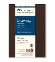"Strathmore Soft Cover Drawing Journal Book With 96 Pages 5.5""x8"", , hi-res"